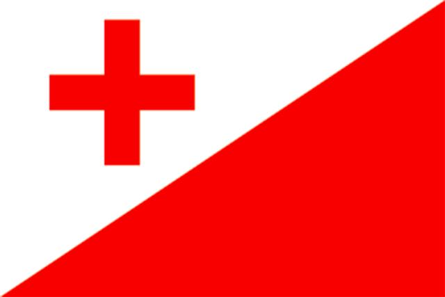 Bandera Puebla de Montalbán, La