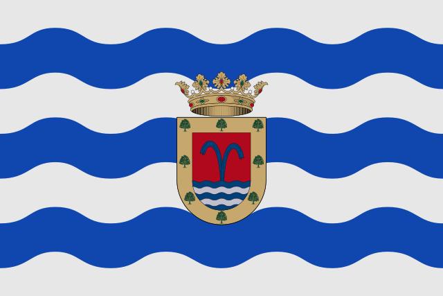 Bandera Quart de les Valls
