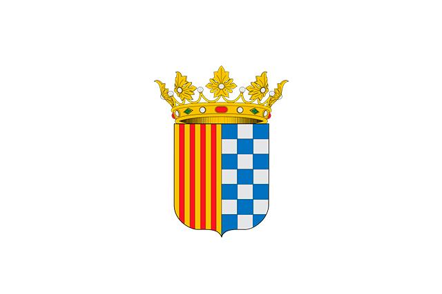 Bandera Ribes de Freser