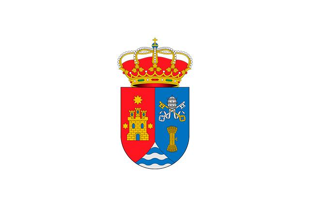 Bandera Royuela de Río Franco