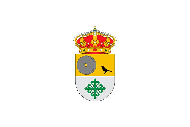 Bandera San Vicente de Alcántara