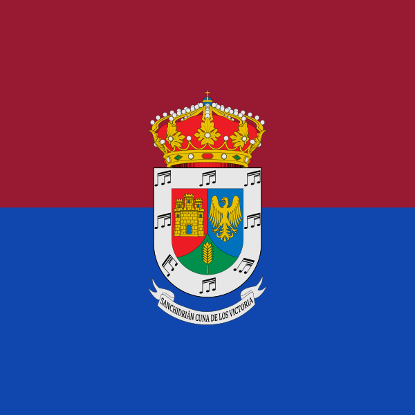 Bandera Sanchidrián