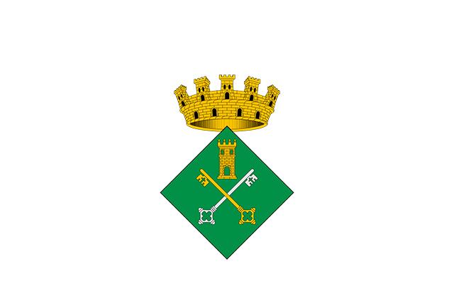 Bandera Sant Pere de Torelló