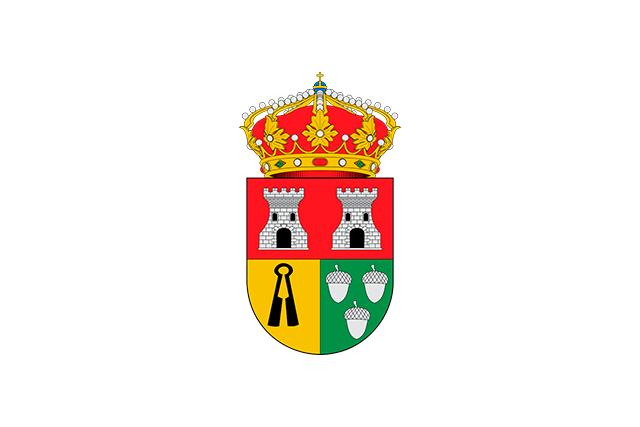 Bandera Santibáñez de Béjar