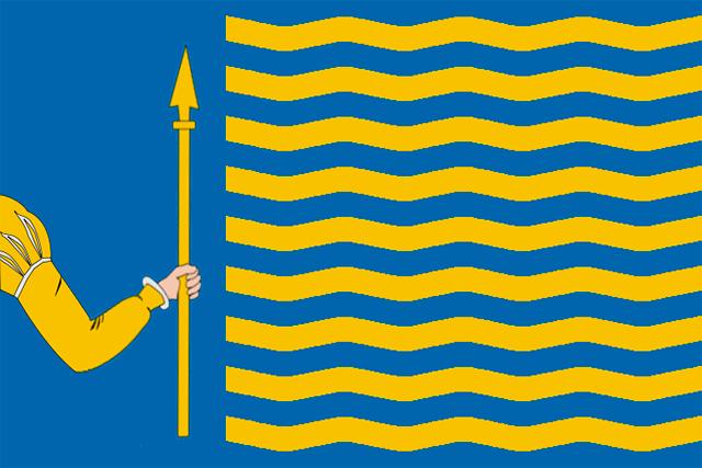 Bandera Sanxenxo