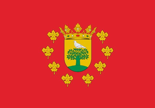 Bandera Trebujena Escudo