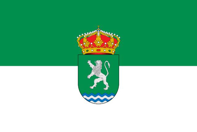 Bandera Valdefuentes del Páramo