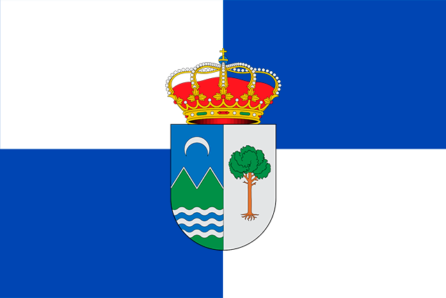Bandera Valdemoro-Sierra
