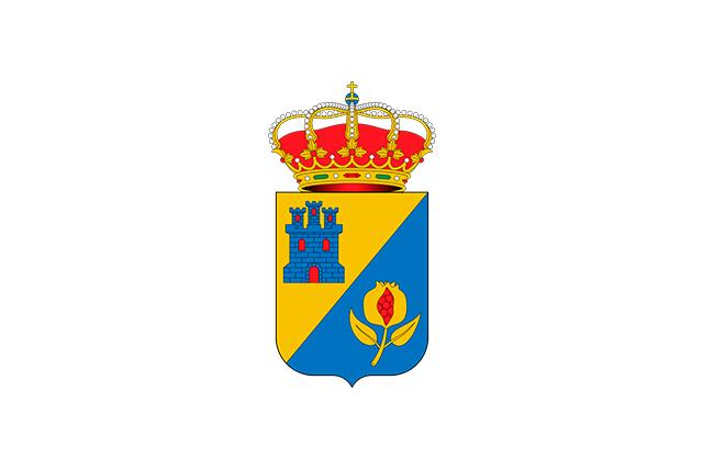 Bandera Vélez de Benaudalla