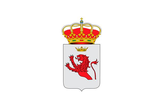 Bandera Villafranca del Bierzo