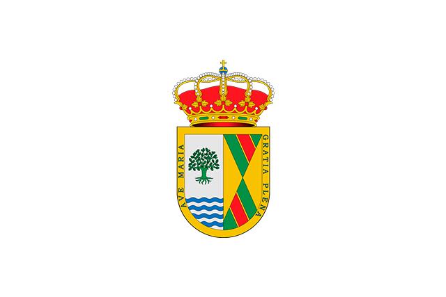 Bandera Zarza de Tajo