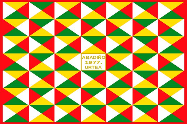 Bandera Abadiano