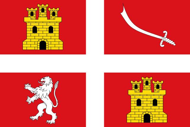 Bandera Alcañices
