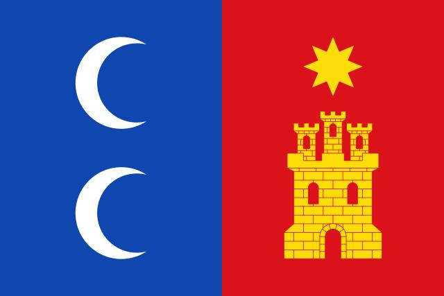 Bandera Campo de Criptana