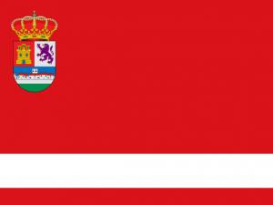 Bandera Casar de Cáceres