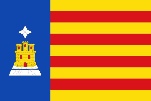 Bandera Cubel