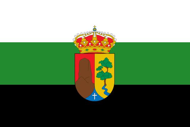 Bandera El Paso (La Palma)