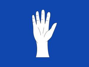 Bandera Esplugas de Llobregat (Esplugues de Llobregat)