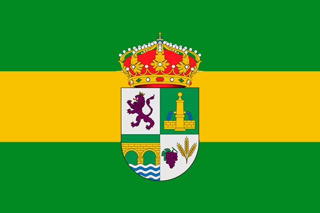 Bandera Fuentes de Ropel