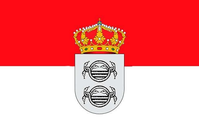 Bandera Herrera de Pisuerga