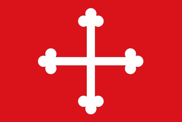 Bandera La Bisbal d'Empordà