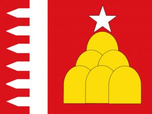Bandera La Colilla