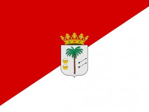 Bandera La Palma del Condado