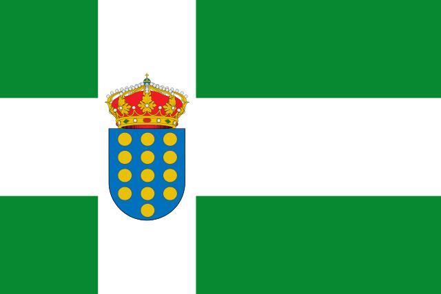Bandera Las Navas del Marqués