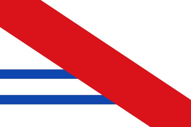 Bandera Mansilla Mayor