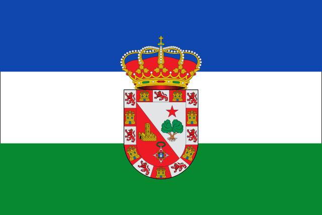 Bandera Mengíbar (Jaén)