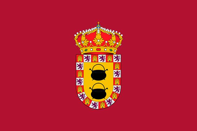 Bandera Paredes de Nava