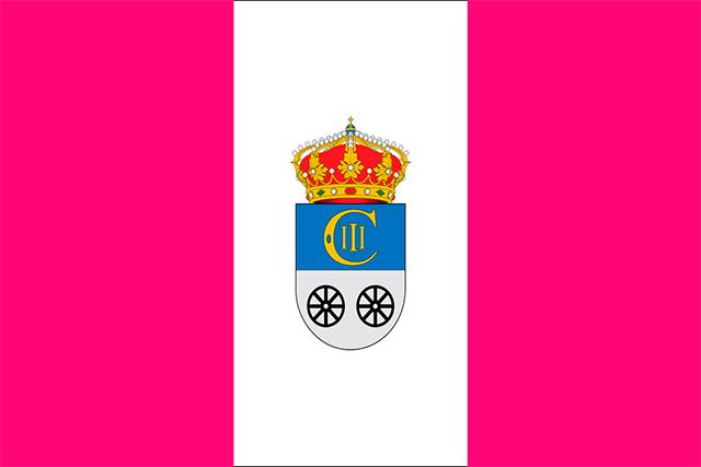 Bandera Prado del Rey