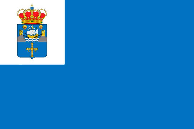 Bandera Ribadedeva