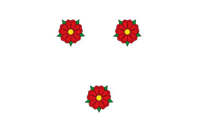 Bandera Rosas (Gerona)
