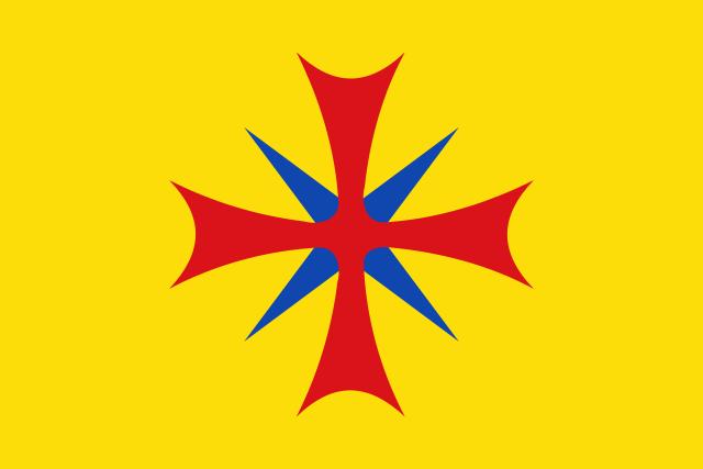 Bandera Santa Llogaia d'Àlguema