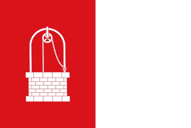 Bandera Santo Domingo-Caudilla