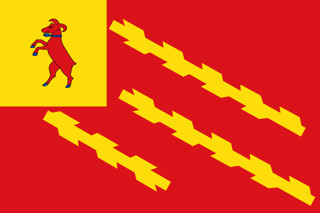 Bandera Senterada