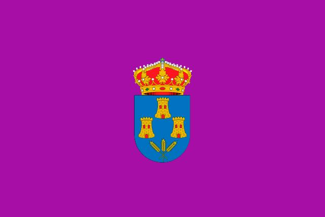 Bandera Torres de la Alameda (no oficial)