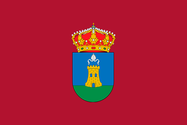 Bandera Villalobón