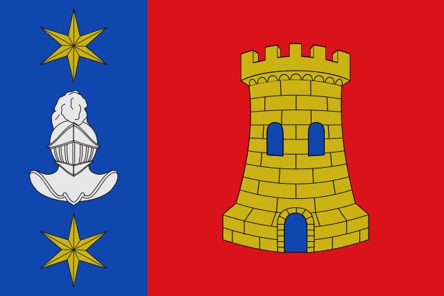 Bandera Villamoronta