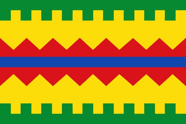 Bandera Aguarón