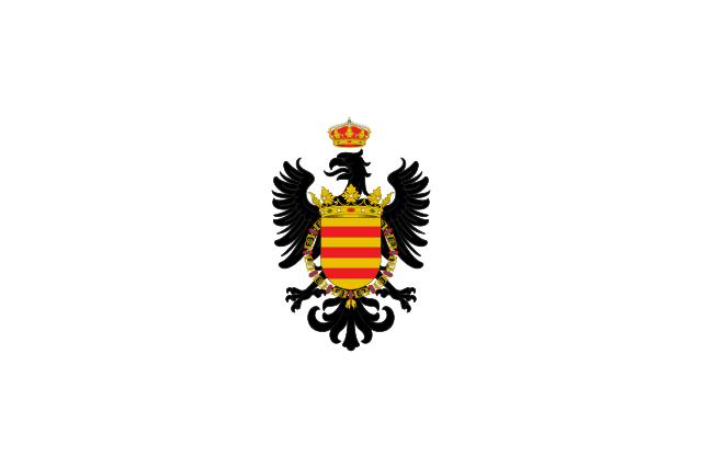 Bandera Aguilar de la Frontera