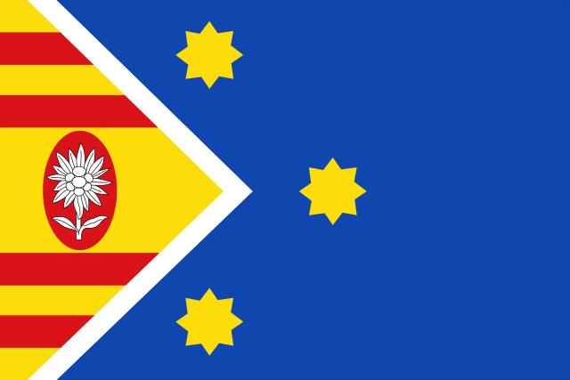 Bandera Aísa