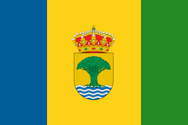Bandera Alajeró