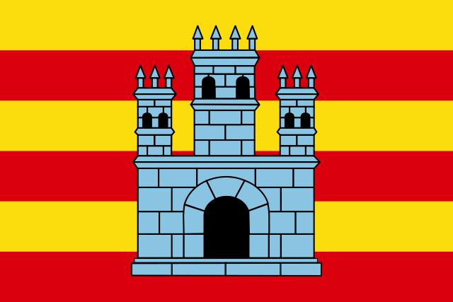 Bandera Castelló d'Empúries