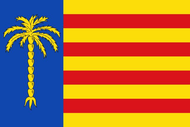 Bandera Cunit
