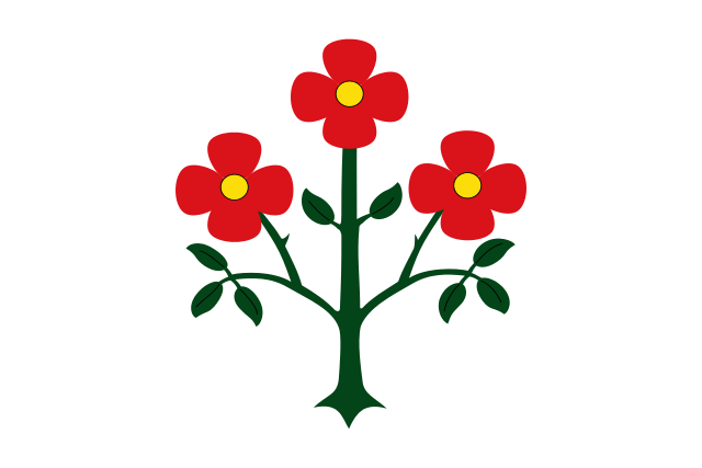 Bandera La Floresta (Lérida)
