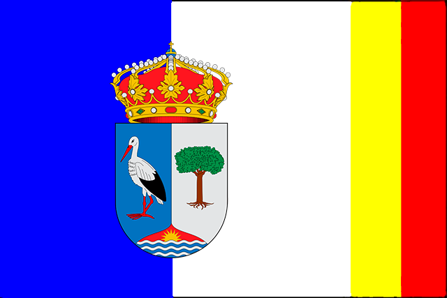 Bandera Las Rozas de Madrid