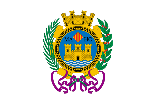 Bandera Mahón