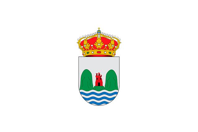 Bandera Olula del Rio